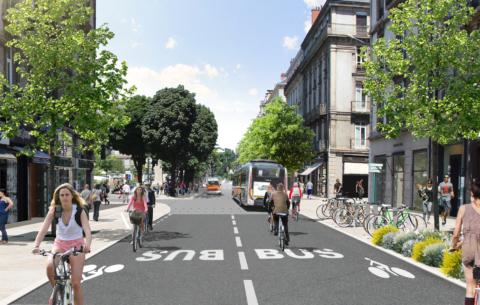 Avenue Sembat - V Hugo - Projet01web