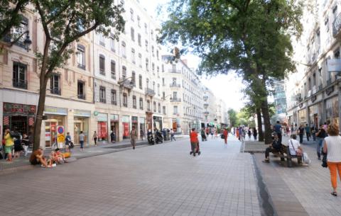 Rue de la Republique - Travaux de réparation du sol - Perspective HD_web2